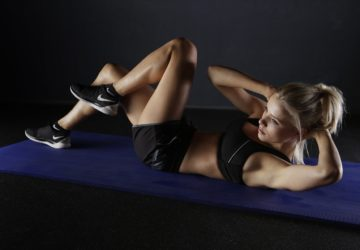 10 esercizi riduci grasso