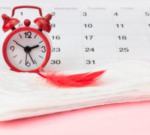 ciclo mestruale bloccato